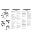 Kenwood TT930 series Toaster Operation & user's manual (2 pages)